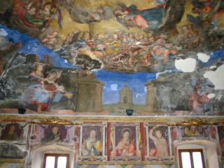 Spello, chiesa di San Gregorio Magno e oratorio della morte