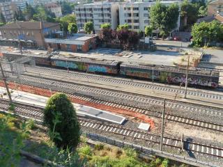 Ponte San Giovanni_stazione rumori