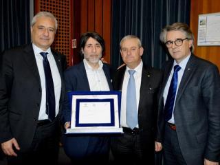 Stefano Lupi, Cristiano Leonardi, Domenico Ignozza, Moreno Rosati