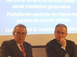 Tacconi, Fonderie e Officine Meccaniche Tacconi; Calderini, manager dell'Acciai Speciali Terni