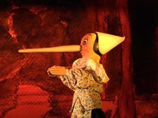 Il Teatro Umbro dei Burattini presenta Pinocchio