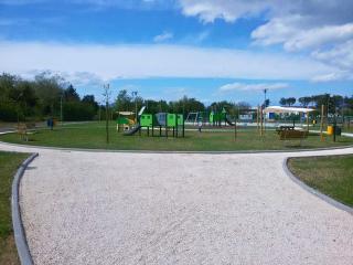L'area verde sportiva di Pian di Porto