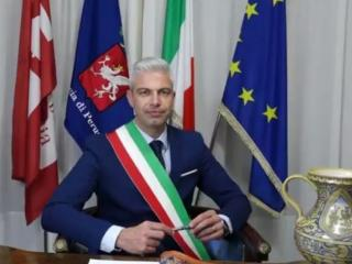 Il sindaco Michele Toniaccini