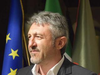 Il consigliere regionale Valerio Mancini