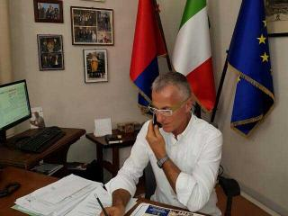 Valter Stoppini, vice sindaco di Assisi