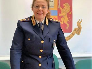 La dr.ssa Luciana Giorgi