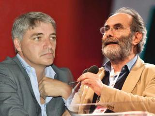 Vincenzo Sgalla e Mario Bravi