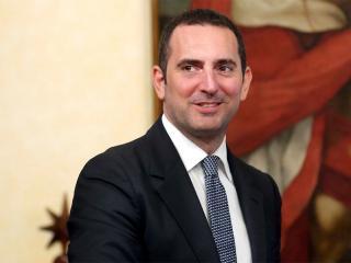 Il ministro Vincenzo Spadafora (foto Calcioefinanza)